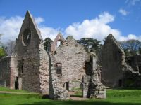 Dryburgh Abbey (Scotland)