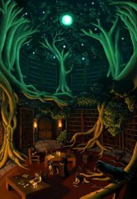 library_by_phasmageist