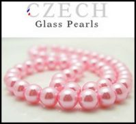 If you are going to own pearls, why not pink ones?