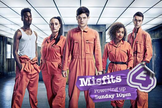 Shows to Watch: Misfits