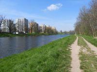 Pardubice - procházka podél řeky Labe