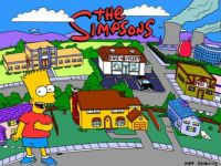 The Simpsons Springfield