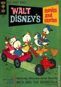 Donald Duck: The Lawnmower