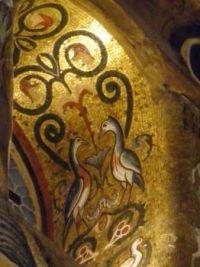 Palermo Palazzo Reale mosaics 2