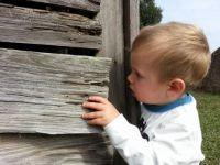 Curious nephew