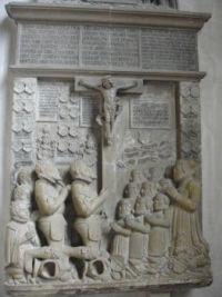 Wall tomb, Kirchheim u. Teck