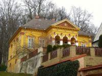 Hluboká nad Vltavou vila