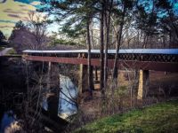 Historic Clarkston Covered Bridge