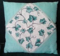 Willow's garden pillow