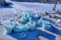 Saranac Lake's winter carnival