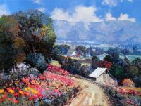 Beautiful Countryside by Kent R. Wallis