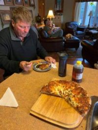 Pizza Night on the Lake  3/19/2021