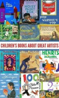 ART BOOKS FOR CHILDREN