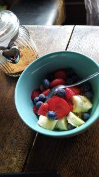 Better eat fruit :-)