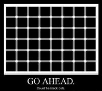 Count the Black Dots... (Fun-Size)