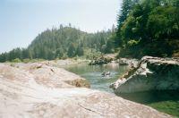 Trinity river tubing