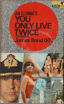 *** SEAN CONNERY 1930-2020 ***     JAMES BOND 007--YOU ONLY LIVE TWICE !