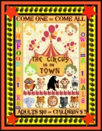 ==  THE   CIRCUS   IS   IN   TOWN   ==