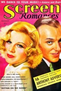 FRED ASTAIRE & GINGER  ROGERS - SCREEN ROMANCES, 1936