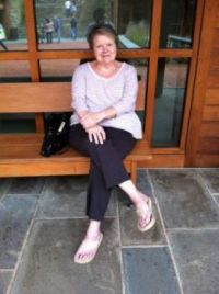 Bunni at Monticello 2012