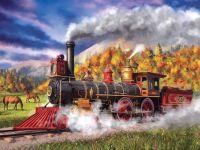Fulll Steam Ahead in Autumn