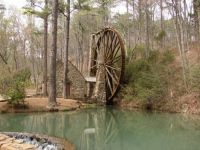 the old mill berry univ. GA