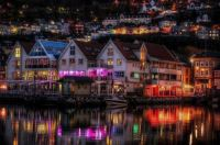 Zachariasbryggen - Bergen, Norway