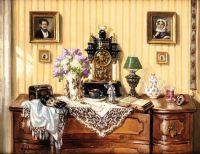 Antiquitäten-Stillleben/Antiques Still Life