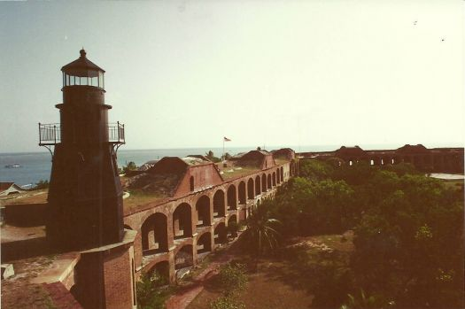 Fort Jefferson National Park, Dry Tortugas