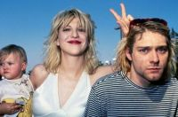The Cobain Family