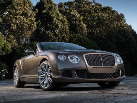 Bentley-Continental GT Speed