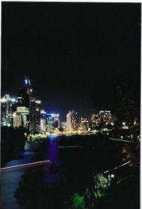 Brisbane, SEQ, taken from Kangaroo Point around 2004