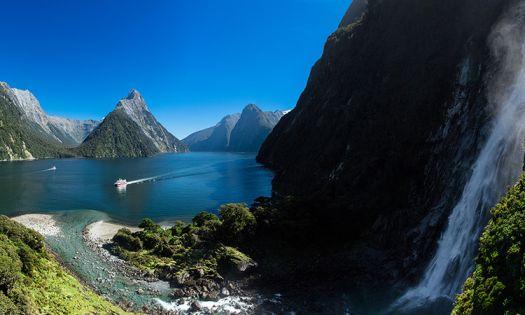 Milford Sound, NZ. #2