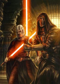 Star Wars: Darth Revan and Darth Malak