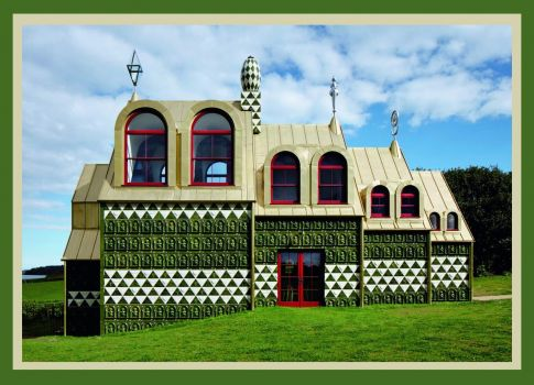 A House for Essex by FAT and Grayson Perry, 2015