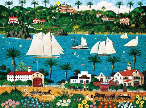 Old California - Charles Wysocki