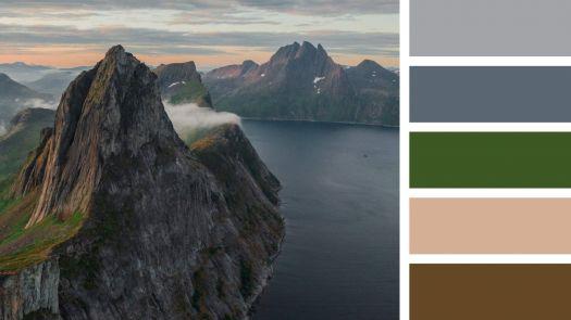 Segla Mountain, Norway