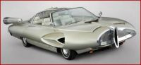 1958 Ford X-2000 Concept
