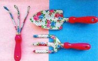 Pretty Things Floral Garden Tools