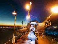 Burning Man Dock