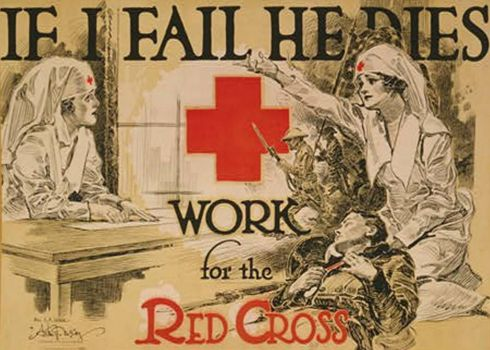 Red Cross - If I Fails He Dies (1940 - 1945)