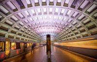 Foggy Bottom–GWU station, Washington DC, USA