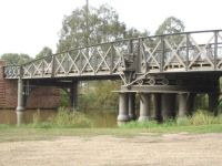 Swing Bridge Restoration, Victoria, Australia