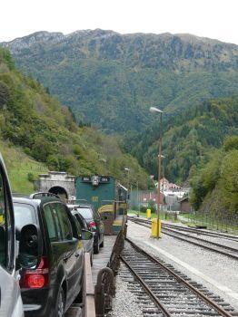 A novel way to get your car through the mountains