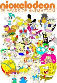 25 years of nicktoons