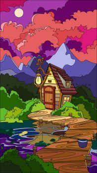 Cottage life