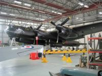 Battle of Britain Memorial Flight Lancaster