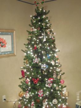The traditional tree!