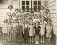 Dads class in 1946