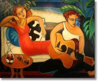 La Musica  - Marsha Hammel